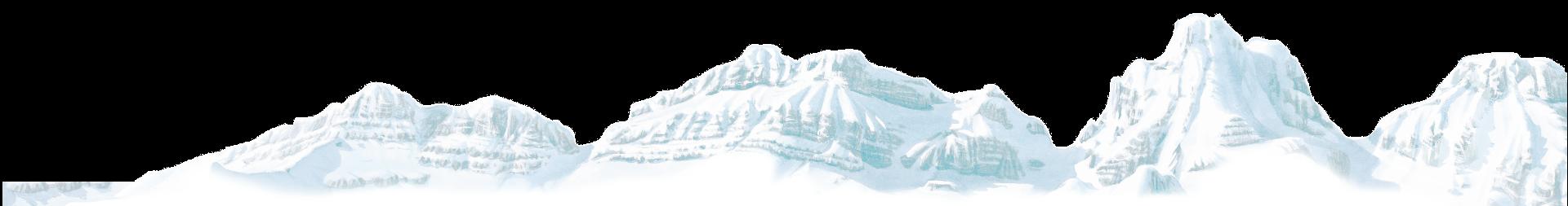 Montañas Candanchú
