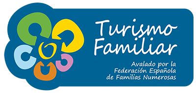 Logo sello Turismo Familiar
